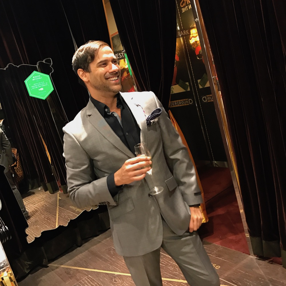 Ted Baker London   SGLBA Exclusive Evening