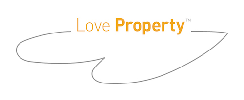LOGO Love Property 500x206pxl