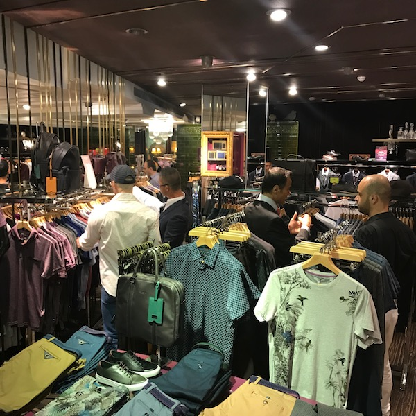 Ted Baker London SGLBA Exclusive Evening 35