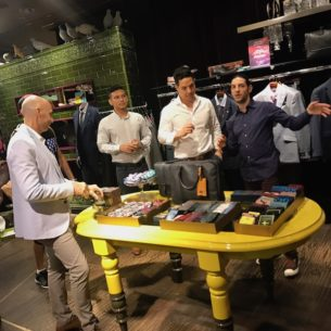 Ted Baker London SGLBA Exclusive Evening 49