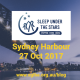 Sydney's biggest youth homelessness fundraiser needs your support!