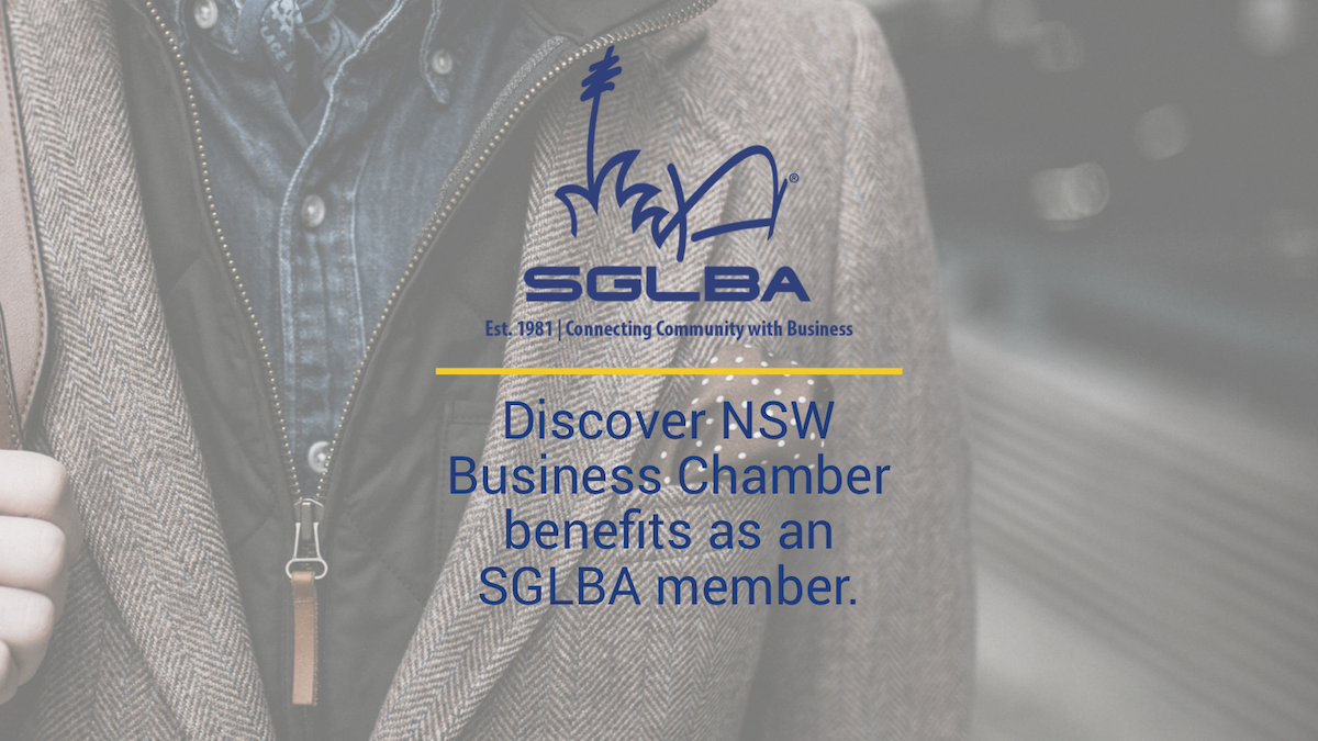 Member Benefits with the NSW Business Chamber