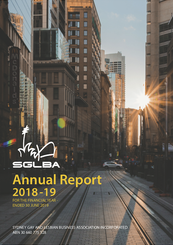 FP SGLBA annual report 2018-2019 final