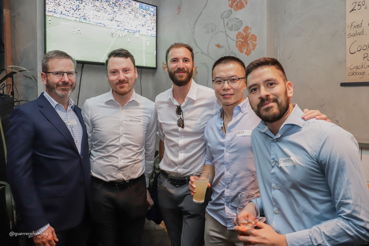 Fruits in Suits with Barhead Solutions October 2019