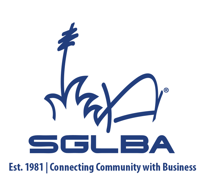 SGLBA LOGO - 2019 New Tagline- Dark Blue
