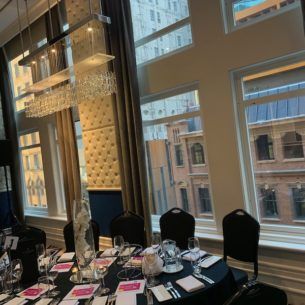 The SGLBA Education Fund Gala Launch Dinner